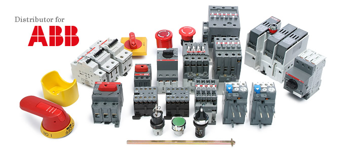 Pendec distributes products for a number of manufacturers including: ABB, ELDON, tele, MELIN GERIN