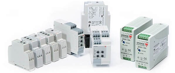 Pendec Carlo Gavazzi Safety Switches Safety Relays
